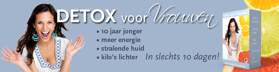 Detox voor Vrouwen